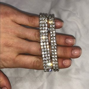 Jewelry - Set of prom bracelets